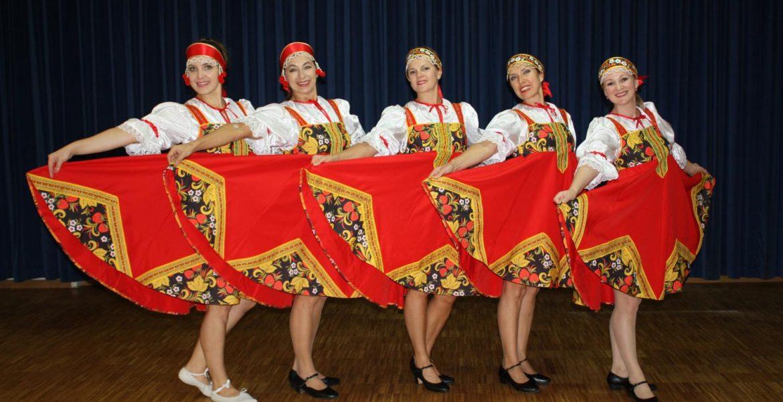 Группа народных танцев «Малахит»