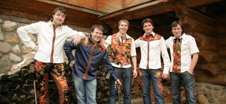 концерт музыкальной группы «Русское Банджо»