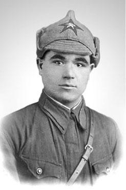 Бондарь Андрей Спиридонович