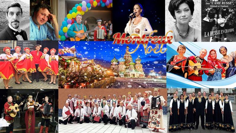 La Russie et ses traditions seront l'hôte d'Honneur de Montreux Noël 2019!